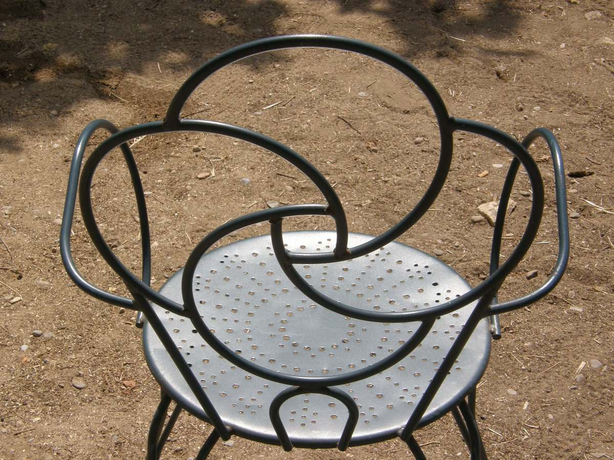 chaise camping les cerisiers